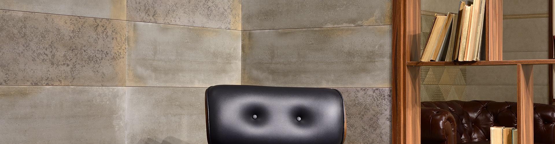 Керамическая плитка с декором