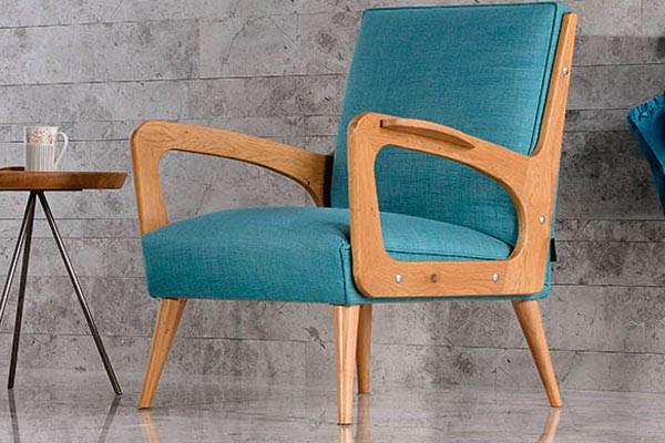 Плитка для пола Fibre, Seranit. Фото интерьера.