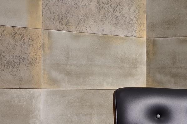 Фото интерьера керамической плитки для стен и пола Cosmo, Serani