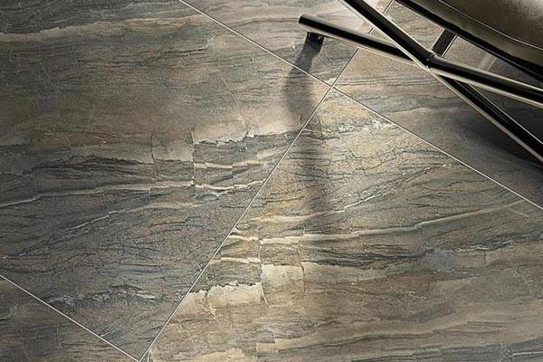 Полы в интерьере с керамогранитом Faselis Bone 60х120, Kutahya
